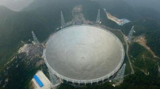 天眼已成功接收1351年前发出的脉冲星信号