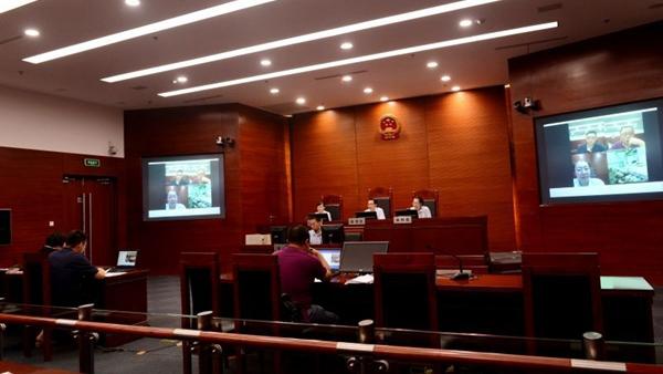 """上海海事法院利用微信方式打造""""互联网+海事审判""""新模式"""