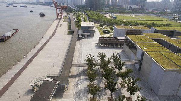 """上海启动海绵城市试点建设 让城市如海绵般""""呼吸"""""""