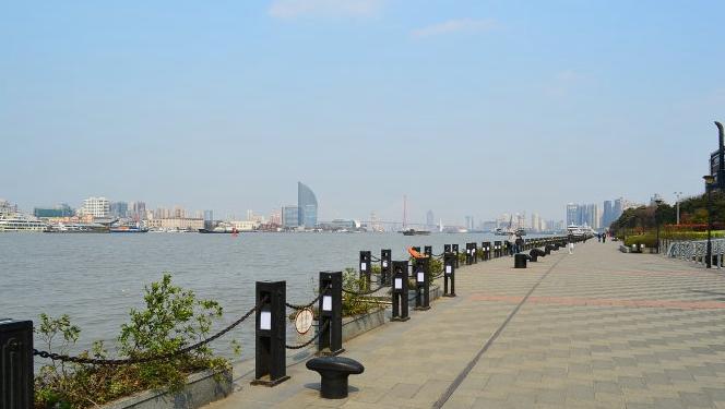 45公里双桥滨江纪行丨浦东新区23公里 变身美丽公园