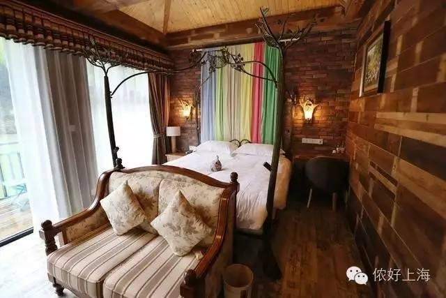 茶园木屋创意设计