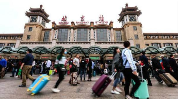 """今年十一近一半中国人""""外出玩耍"""" 有史以来最多"""
