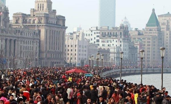 国庆长假我留在上海的理由
