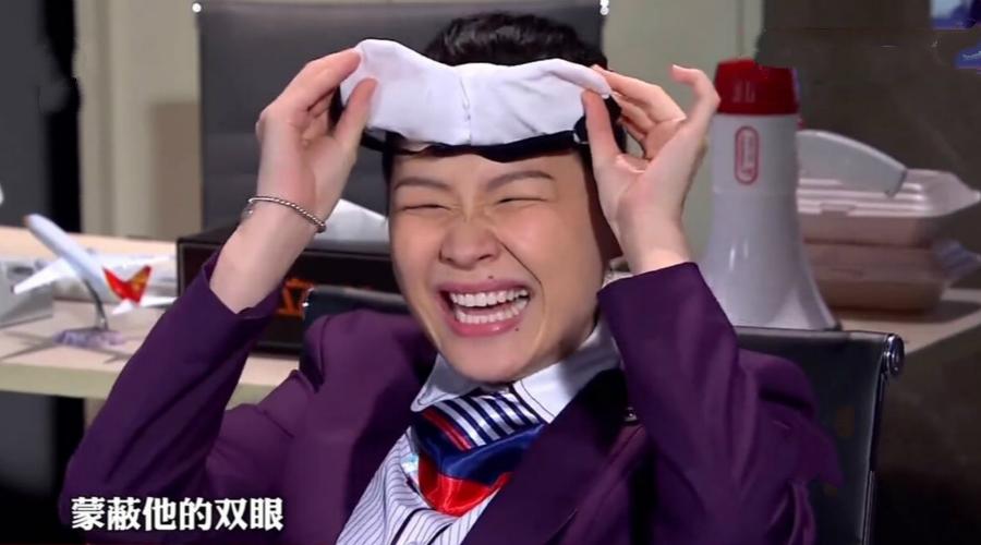 这个上海姑娘浑身都是戏,连鼻孔都会发光!视频看完已笑疯!