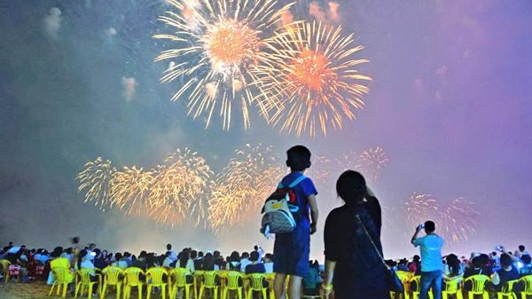 国庆长假上海各公园活动丰富 共接待557万多游客