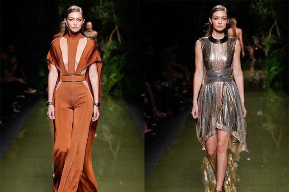 从纽约伦敦米兰到巴黎时装周