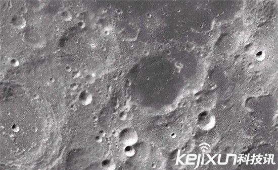 月球陨石坑可成为人类庇护所 可供太空移民