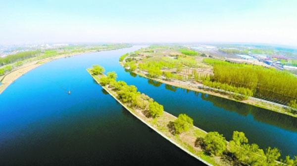 北京副中心行政办公区明年建成 配套设施将完善