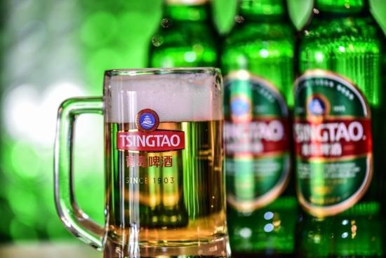 """青岛啤酒连续11年蝉联""""最受赞赏的中国公司"""""""