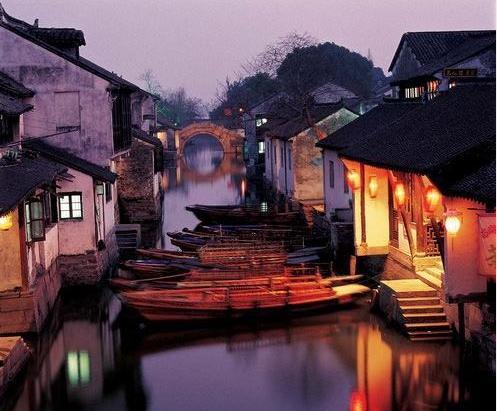 上海周边:寻找江南10大年味古镇