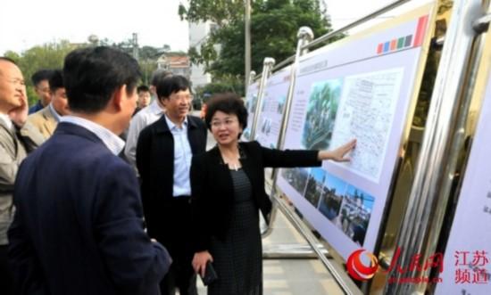 江苏省住建厅赴苏北部分地区开展扶贫调研
