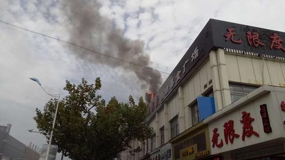 金山无限度火锅店火灾 厨师疏忽所致被行拘10天