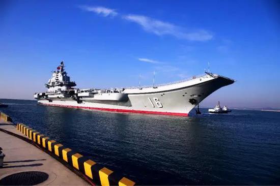 中国首艘航母上的生活是怎样?带你探秘辽宁号