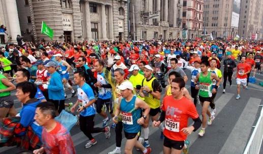 注意!10月30日上海马拉松当天实行临时交通管制