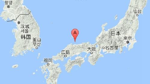 日本鸟取县6.6级地震 震源深度10公里 周边震感强烈