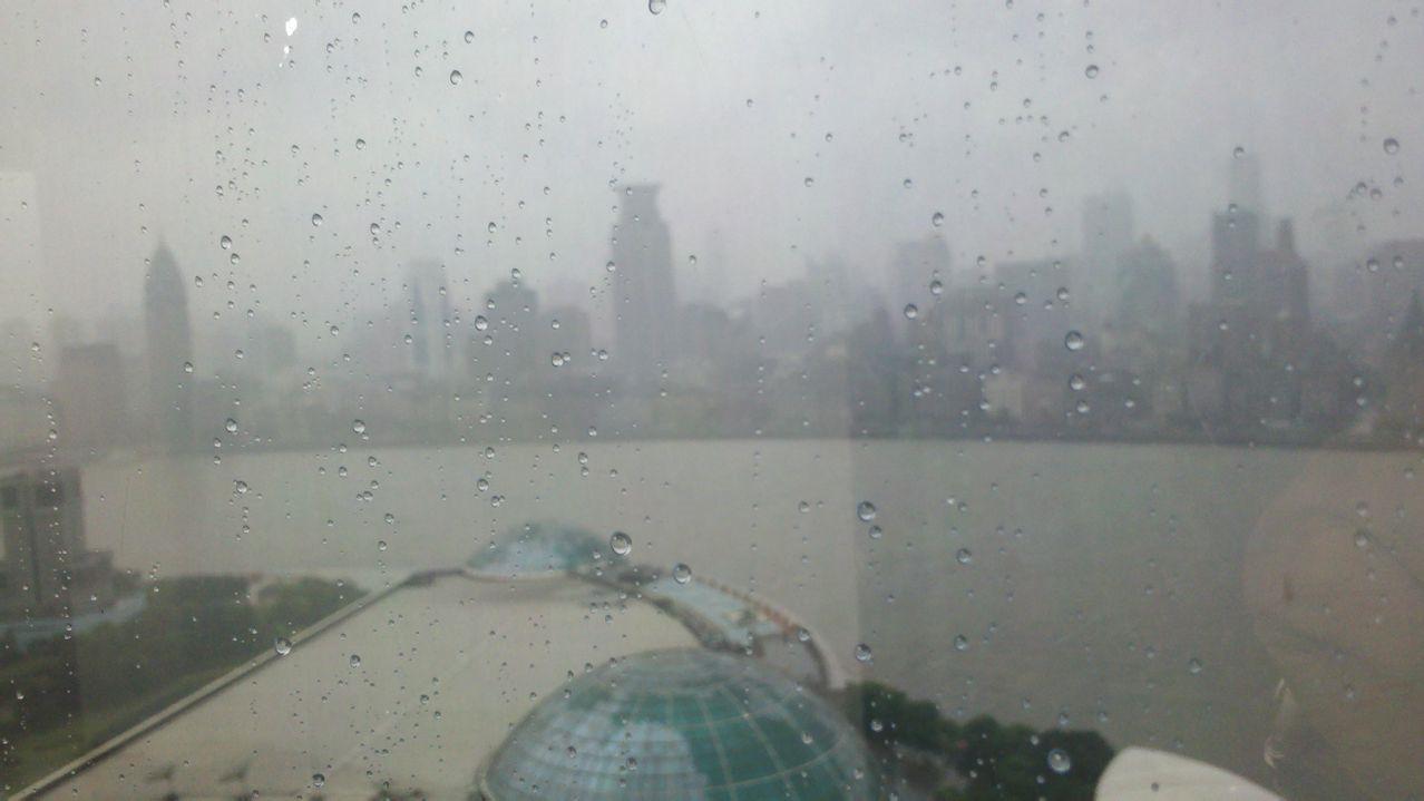 """暴雨黄色预警!上海的这个周末要""""泡汤"""""""