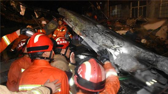 浙江致14死厂房坍塌案一审宣判 企业主被判5年