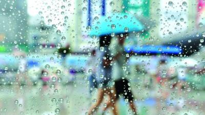 今夜申城还将有一波强降水 可达暴雨程度