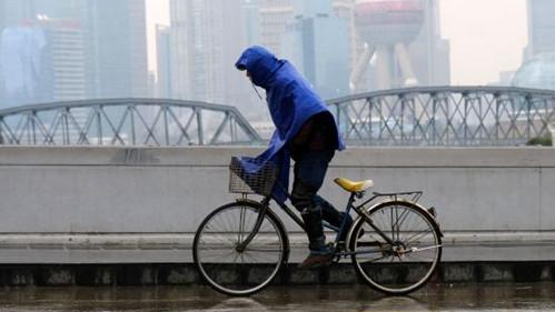 大风预警解除 小雨淅淅沥沥 今日上海19-22度