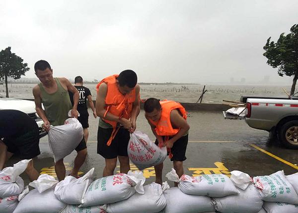 台风海马造成闽粤172万人受灾 直接经济损失超37亿元