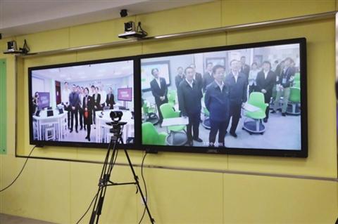 【治国理政新实践·江苏篇】苏州建成273间未来教室,服务15万余名中小学生