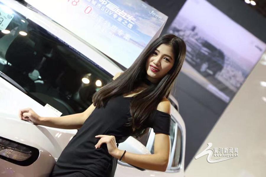 上午,2016太原第十届TOP国际车展正式拉开帷幕.-缤纷车展,炫