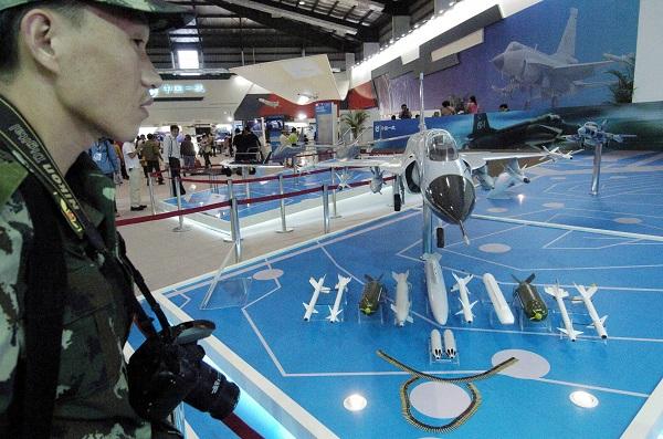 【珍贵图集】回顾那些年我们一起看过的珠海航展(2006)