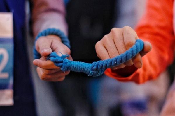 绳上的马拉松