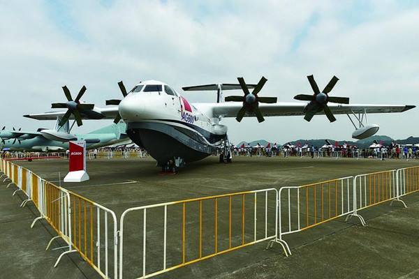珠海航展明开幕 新一代隐身战斗机歼20将亮相