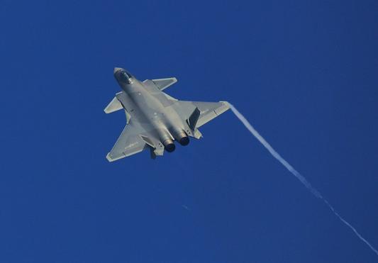第十一届中国航展今天上午开幕 歼-20将进行飞行展示