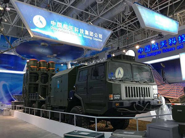 """中国航展:上海航天""""智造""""亮相 国产大飞机C919再传捷讯"""