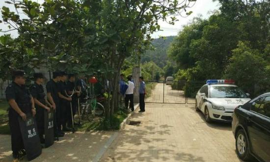 厦门海沧动物园一老虎从笼中逃脱 目前已被发现控制