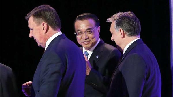 一个都不能少!总理为何逐一会见十七国领导人?