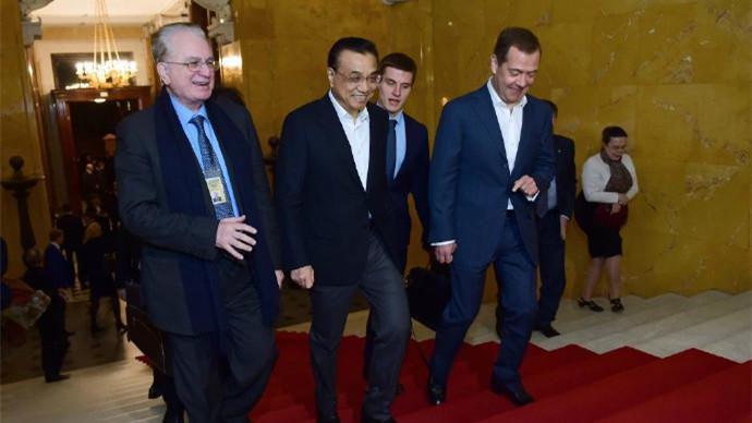 中俄总理第二十一次定期会晤联合公报(全文)