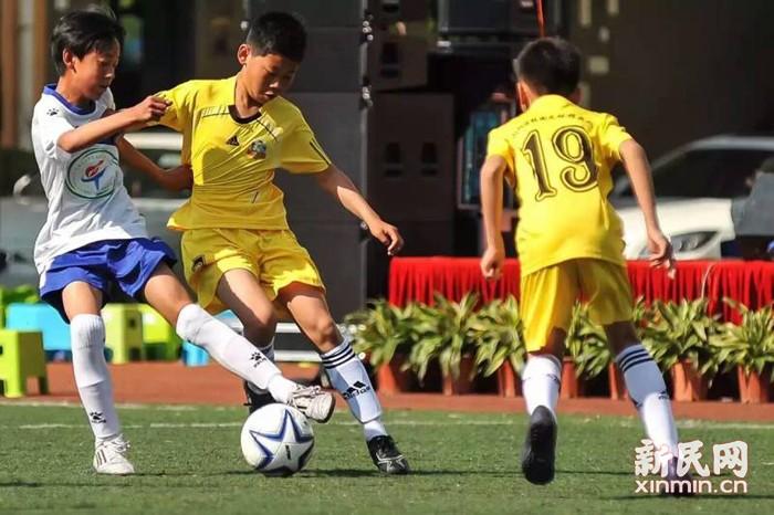 """上海校园足球孕育""""塔尖""""人才"""