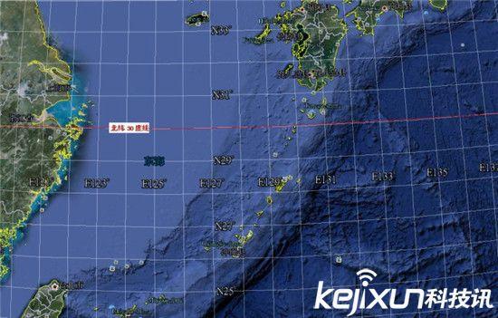 北纬30度线附近发生神秘事件 消息马上封锁