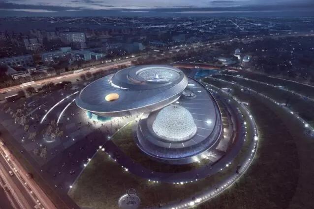 浦东将建全球最大天文馆、寸土寸金美术馆、超大文化公园!