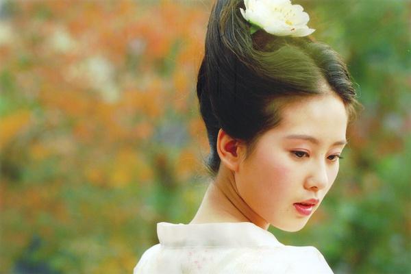王祖贤杨幂刘亦菲都是 仙气十足 的女鬼