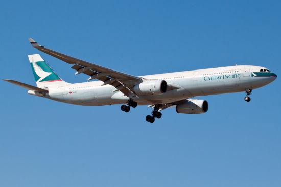 俄媒:国泰航空一伦敦飞香港客机在俄迫降 原因在查
