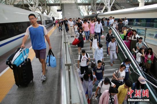 发改委批复京津冀城际铁路网规划 投资2470亿