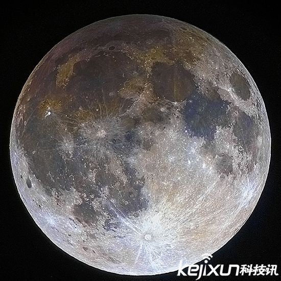 不一样的壮观月食,<a href='http://search.xinmin.cn/?q=半影月食' target='_blank' class='keywordsSearch'>半影月食</a>为何更加清晰?