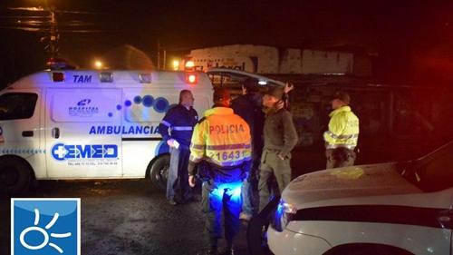 一载有巴西足球队员飞机在哥伦比亚坠毁 已救出至少10名伤者