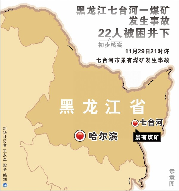 黑龙江<a href='http://search.xinmin.cn/?q=煤矿发生' target='_blank' class='keywordsSearch'>煤矿发生</a>火灾