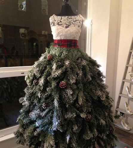 手工折纸圣诞树图解步骤