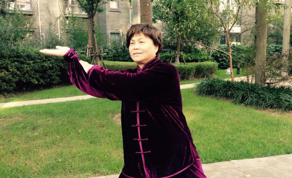 69岁王秋英:社区学校里交上一群知心朋友