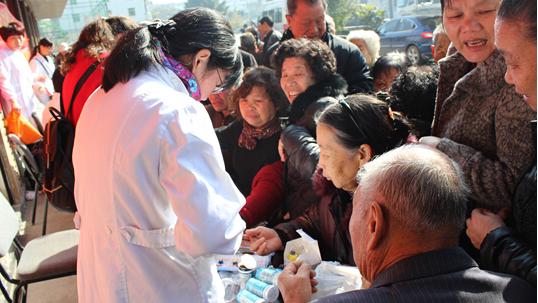 百名医学专家大型慈善义诊活动本周六上午举行