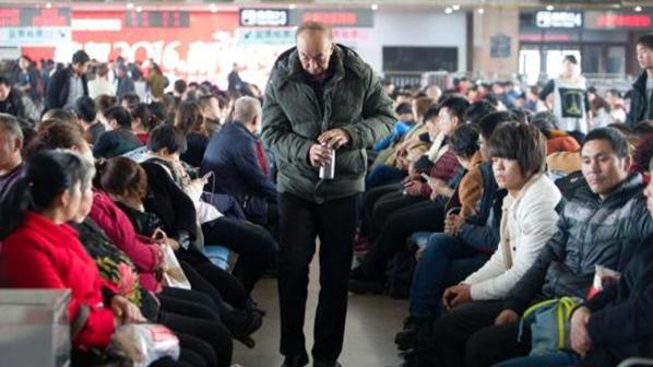 2017春运1月13日开始 预测旅客发送量达29.78亿人次