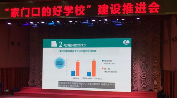"""上海推进""""家门口的好学校""""建设 """"好学校""""应具备""""五不"""""""
