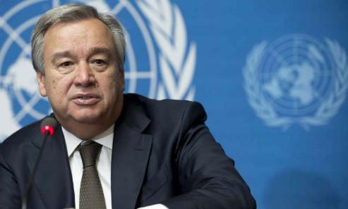 联合国候任秘书长古特雷斯将于12日宣誓就职