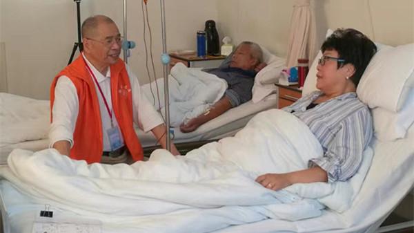 王国伟:让癌症病人收获满满的幸福感